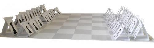 Chess Set Side